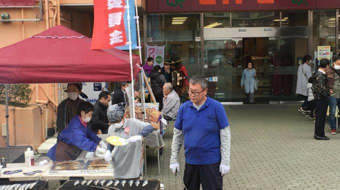 5月6日Home Town Fes.mini In K-1ショッピングセンター前ハンドメイドマーケットday