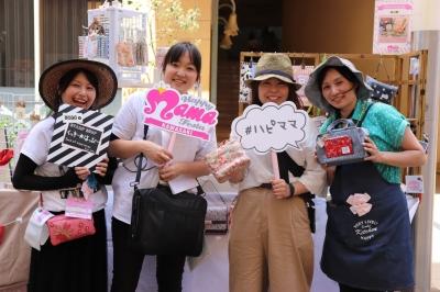 6月3&4日 HAPPY MAMA FESTA KAWASAKI
