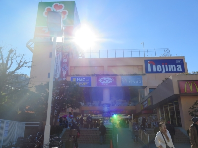 2016年12月16日(金)ハンドメイド&エンターテイメントマルシェ2016@K-1ショッピングセンター前 バックリポート