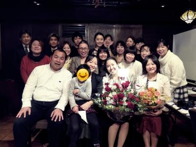 2017年2月7日(火)ウッビー9周年 FUNミーティング バックリポート