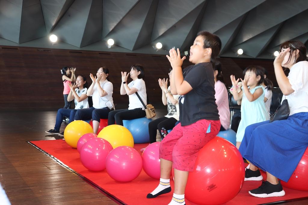 8月6日 『ホームタウンフェス@横浜大さん橋×第1回横浜パラスポーツ大会』 バックリポート