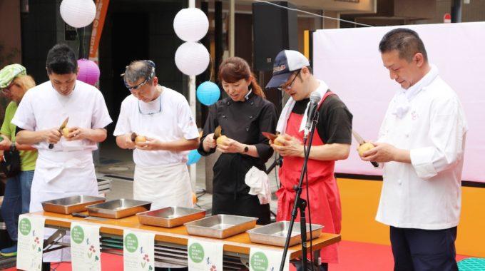 7月21日『濱の料理人 10th FESTIVAL』 バックリポート