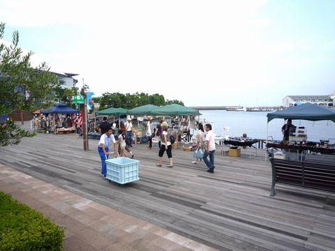 2010年08月17日 八景島 販売イベント