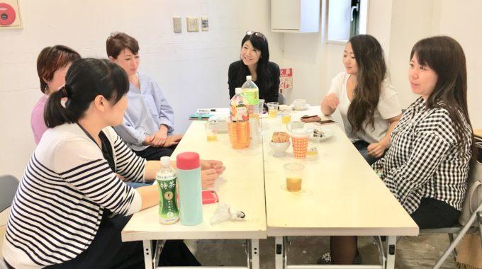 10月3日 稼女セミナー「企業様へのプレゼンに向けて練習会」